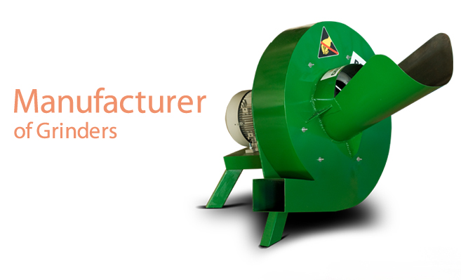 POL-LUX Grinders for straw